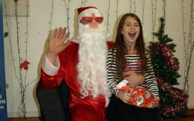 Jõulupidu üksikvanemaga perede lastele 8.detsembril 2018