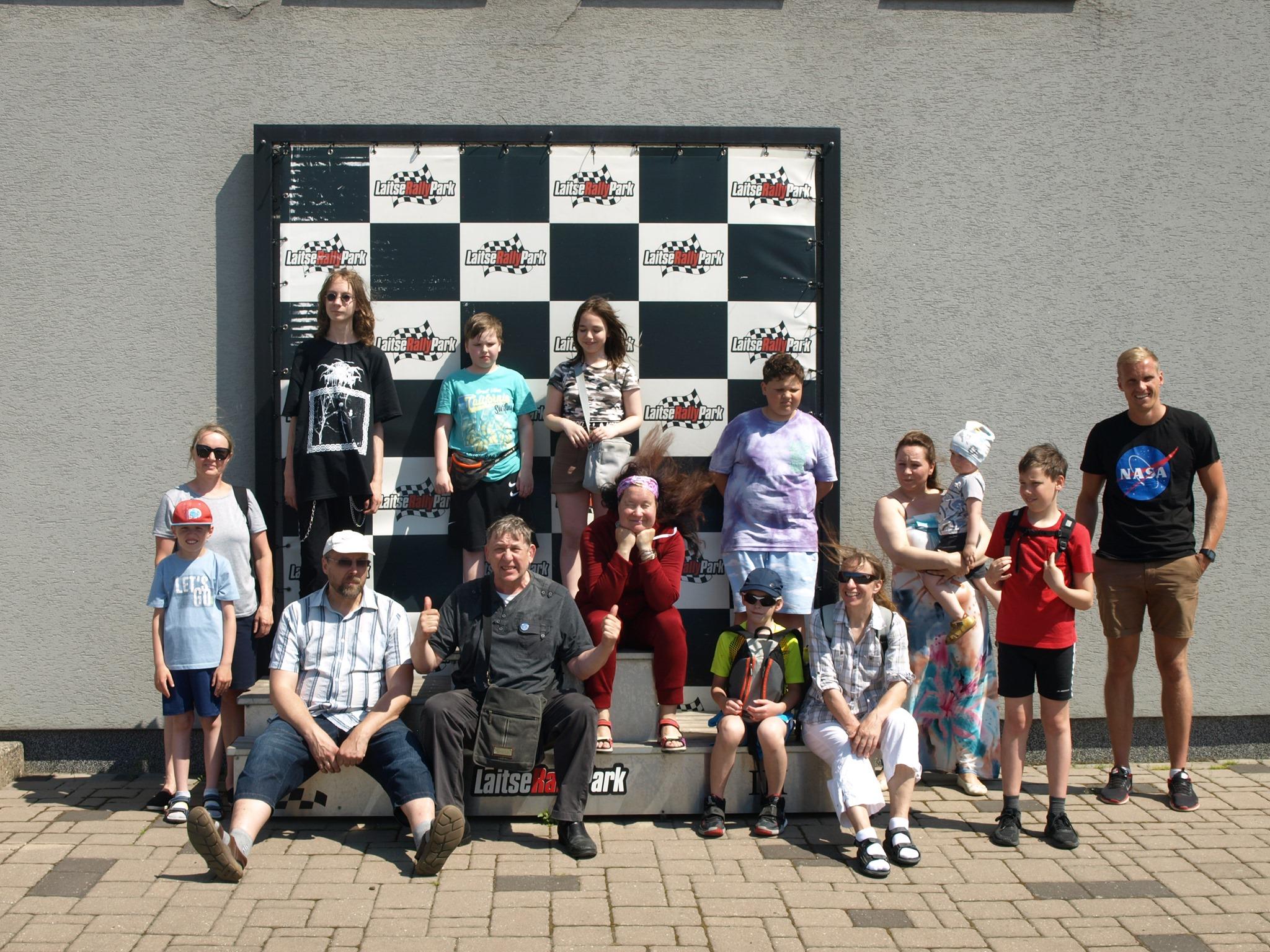 Laitse Rallyparki üritus MTÜ Isata Laste Heaks